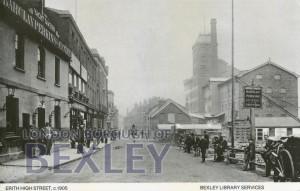 PCD_545 Erith High Street c.1905