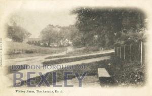PCD_546 Lesney Farm, The Avenue, Erith 1905