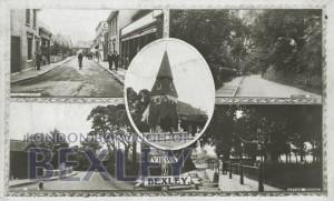 PCD_55 Views of Bexley 1918