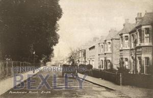 PCD_553 Pembroke Road, Erith 1916