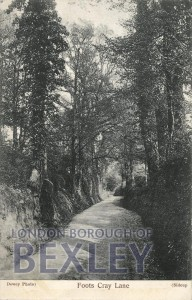 PCD_603 Foots Cray Lane c.1910