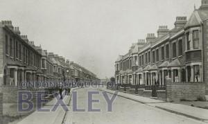 PCD_649 Horsa Road, Northumberland Heath. 1907