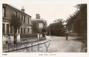 PCD_665 Alma Road, Sidcup c.1911