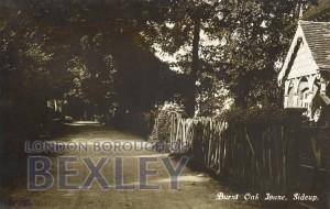PCD_678 Burnt Oak Lane, Sidcup c.1900