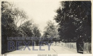 PCD_683 Chislehurst Road, Sidcup c.1920