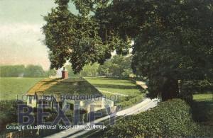 PCD_685 Cottage, Chislehurst Road, near Sidcup c.1900