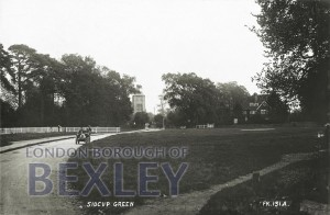 PCD_765 Sidcup Green c.1910-1920