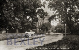 PCD_766 Green and Parish Church, Sidcup 1913