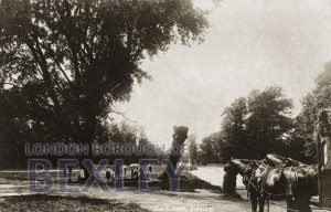 PCD_767 The Green, Sidcup 1908
