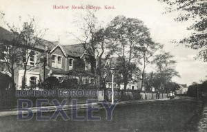 PCD_771 Hadlow Road, Sidcup, Kent c.1910