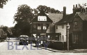 PCD_779 Halfway Street, Sidcup c.1950