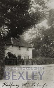 PCD_786 Halfway St, Sidcup c.1909