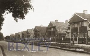 PCD_787 Halfway Street Road, Sidcup 1937