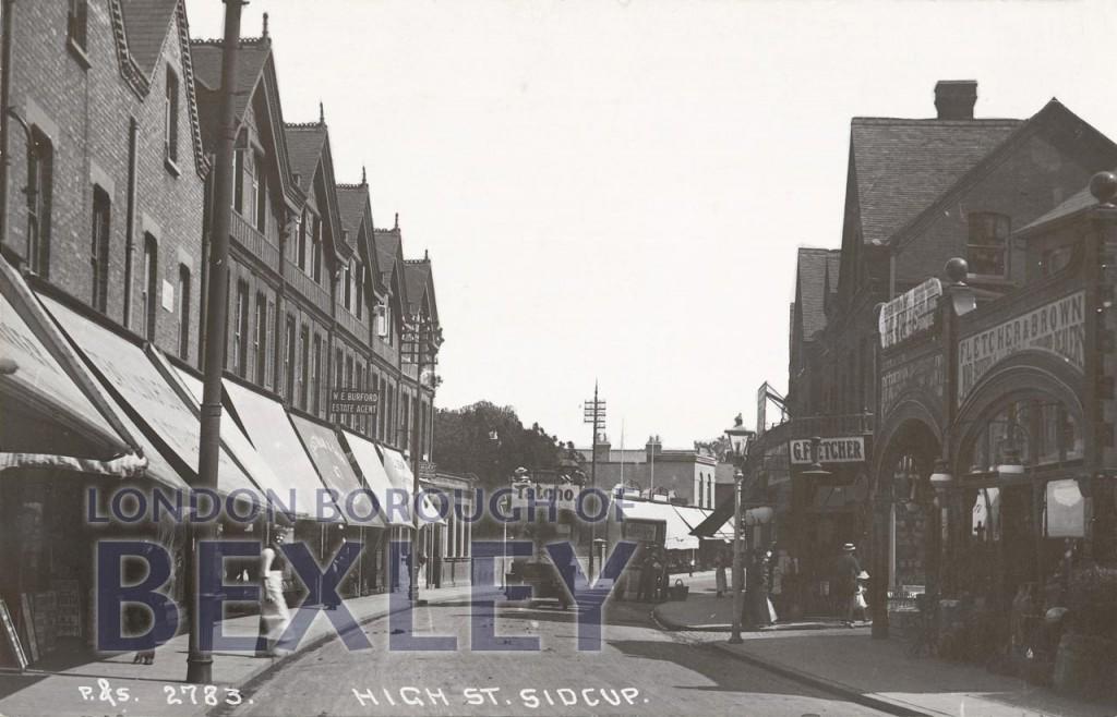 High Street, Sidcup c.1910