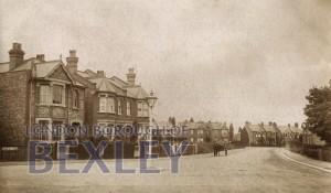 PCD_872 Longlands Park Road, Sidcup c.1910