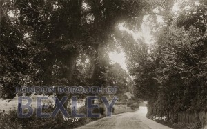 PCD_873 Perry Street, Sidcup c.1910