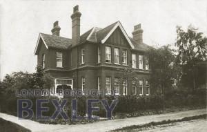 PCD_896 Priestlands Park Road, Sidcup 1903