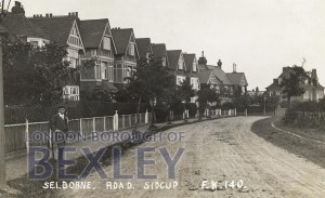 PCD_904 Selborne Road, Sidcup 1910