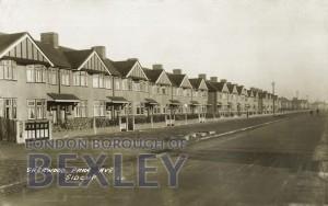 PCD_906 Sherwood Park Avenue, Sidcup c.1935
