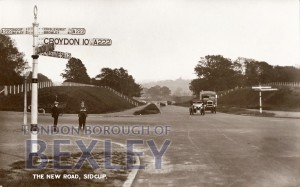 PCD_910 The New Road, Sidcup c.1935