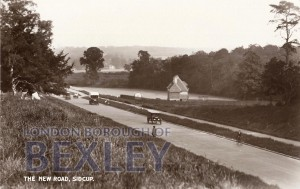 PCD_914 The New Road, Sidcup c.1935