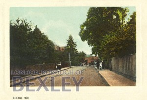 PCD_917 Sidcup Hill 1911