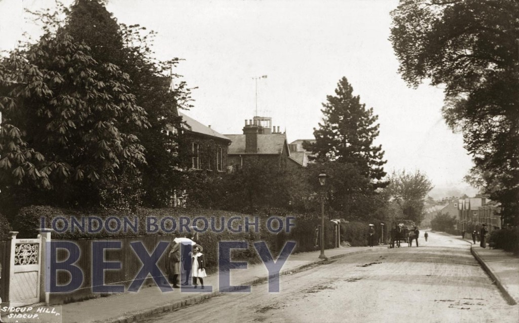 Sidcup Hill, Sidcup 1905