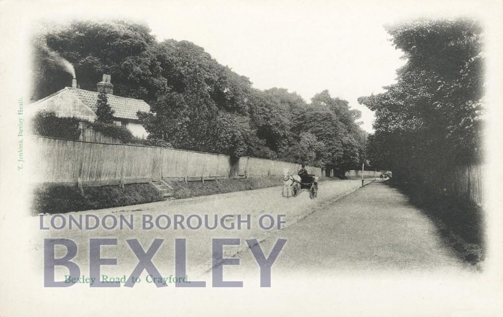 Bexley Road to Crayford c.1900-1910