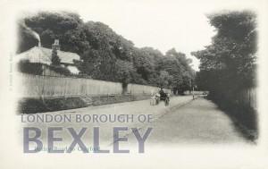 PCD_92 Bexley Road to Crayford c.1900-1910