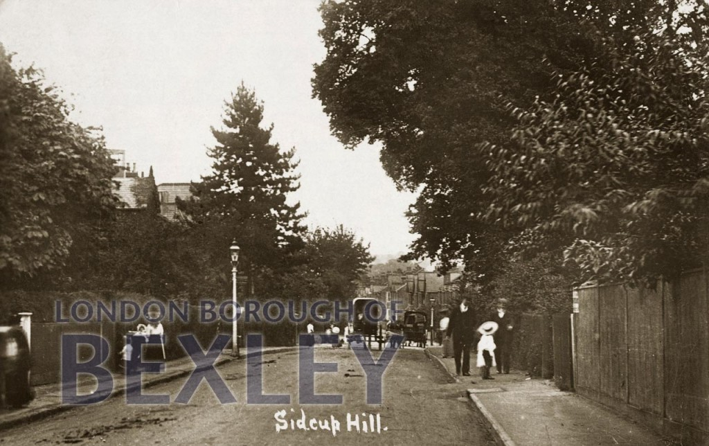 Sidcup Hill 1916