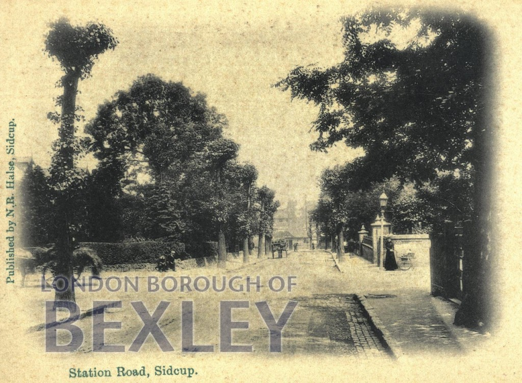 Station Road, Sidcup c.1900