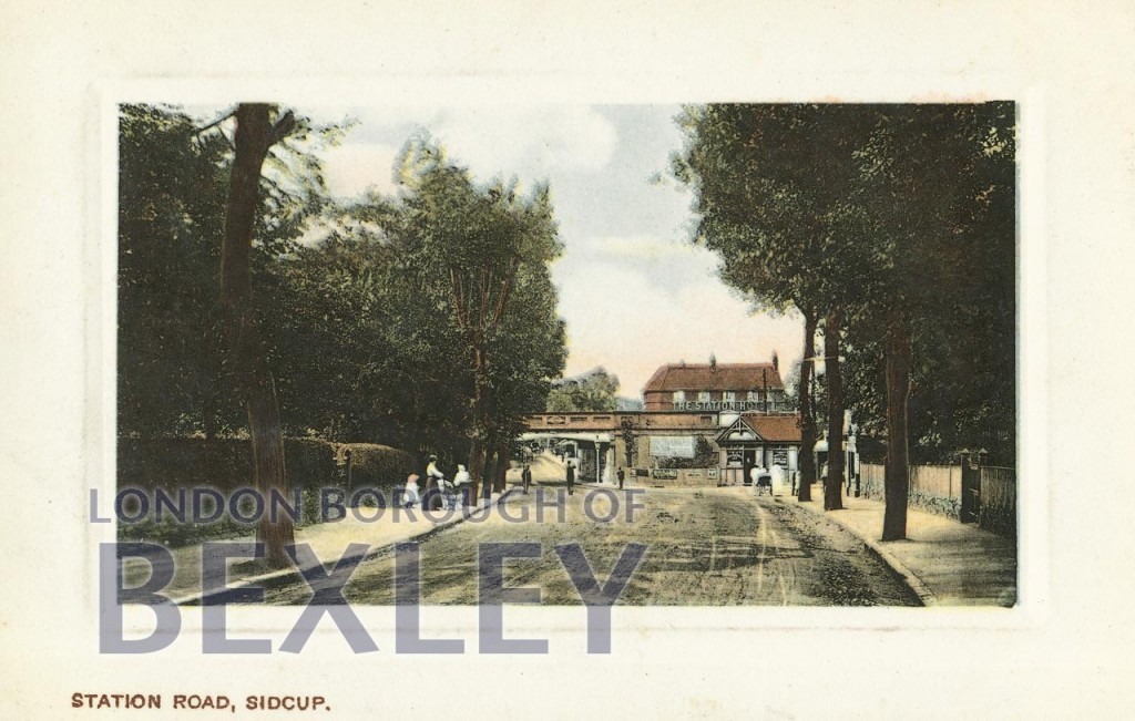 Station Road, Sidcup 1919