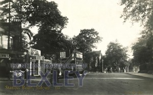 PCD_928 Station Road, Sidcup 1924
