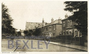 PCD_932 Station Road, Sidcup 1918