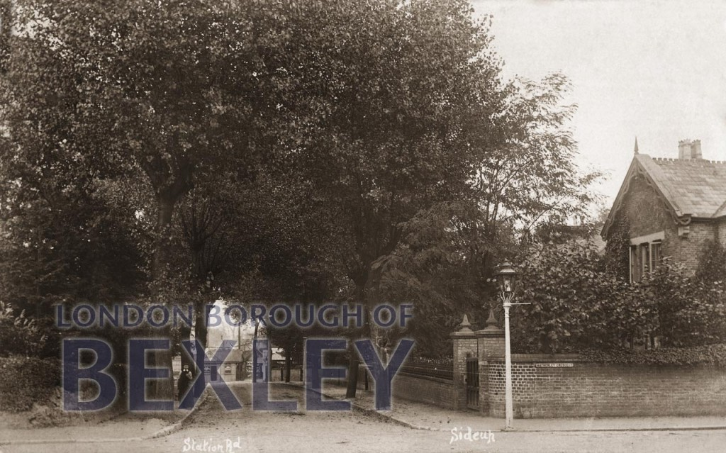 Station Rd, Sidcup 1911