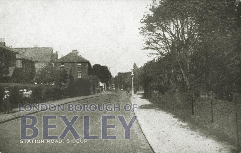 Station Road, Sidcup 1927