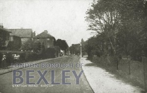 PCD_936 Station Road, Sidcup 1927