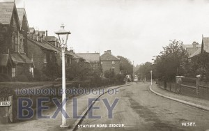 PCD_937 Station Road, Sidcup 1916
