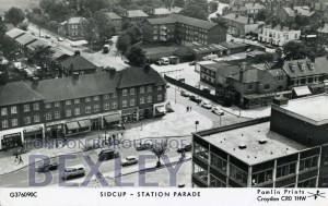 PCD_938 Sidcup – Station Parade c.1980