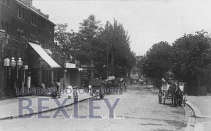 PCD_940 Sidcup, Station Road c.1906
