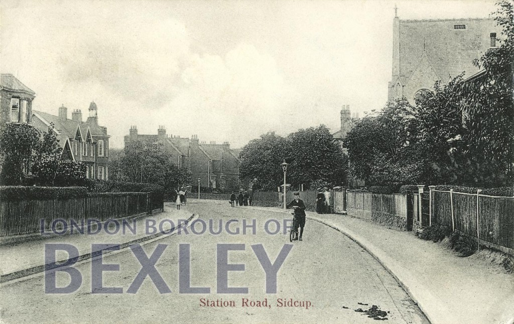 Station Road, Sidcup 1907