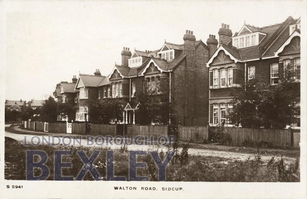 Walton Road, Sidcup 1926