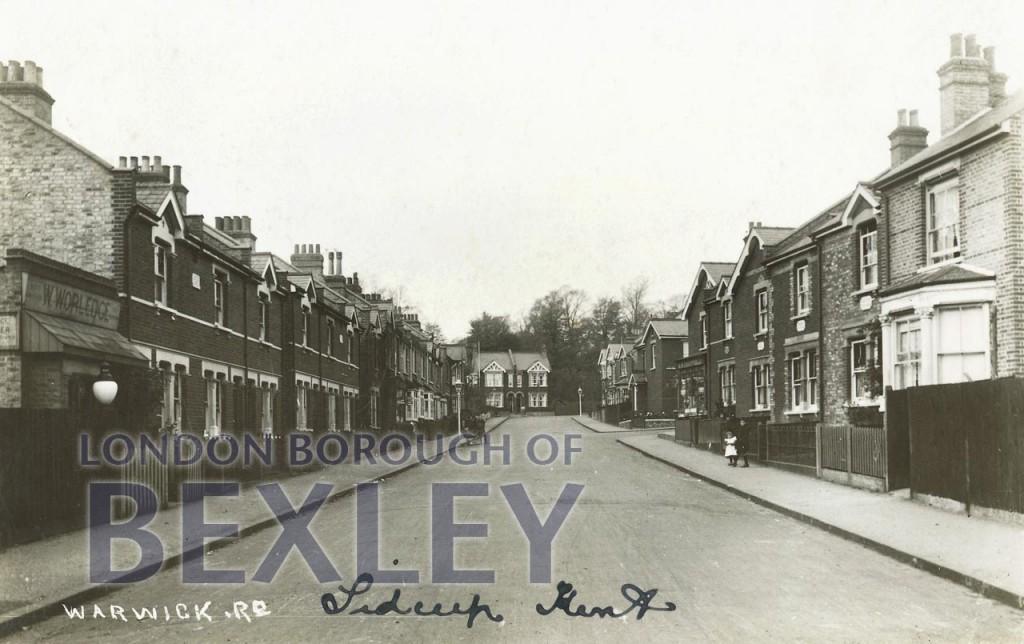 Warwick Rd 1914