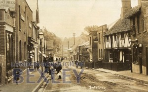 PCD_958 High Street, Foots Cray c.1910