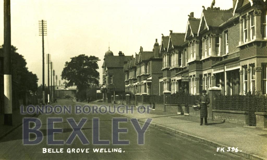 Belle Grove, Welling 1911