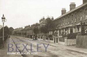PCD_98 Bourne Rd, Bexley, Kent c.1920