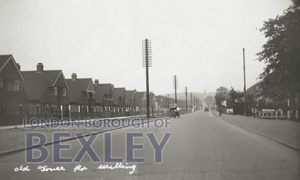 Bellegrove Road, Welling c.1935