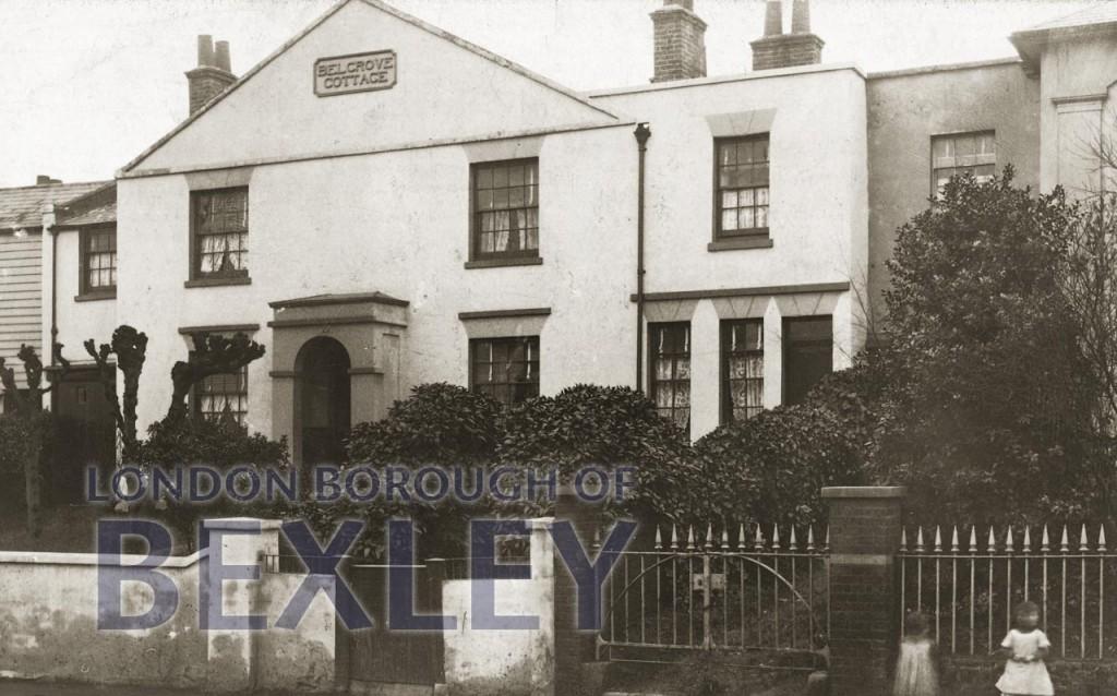 Belle Grove Cottage 1912