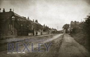 PCD_982 Bell Grove, Welling 1907