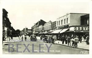 PCD_985 Welling, Belle Grove Road c.1950